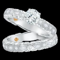 Cincin wanita berlian
